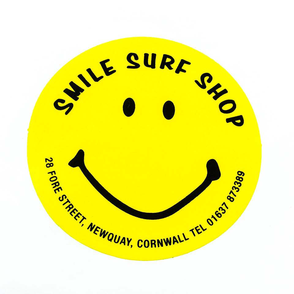 Smile Surf Shop, Newquay