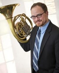 Leander Starfrench horn instructor - Leander serves as the horn instructor at both Rhodes College and the University of Mississippi at Oxford and is a member of the award-winning wind quintet the City of Tomorrow. The City of Tomorrow was awarded the Gold Medal at the Fischoff National Chamber Music Competition in 2011 and later received a Chamber Music America Classical Commissioning Grant in 2014. Leander also holds positions with the Oregon Ballet Theater Orchestra and the Portland Opera Orchestra and plays regularly with the Memphis Symphony Orchestra, the IRIS Orchestra in Germantown, Tennessee, and the Arkansas Symphony in Little Rock. He is a graduate of San Francisco Conservatory of Music and Northwestern University. More info at leanderstar.com.