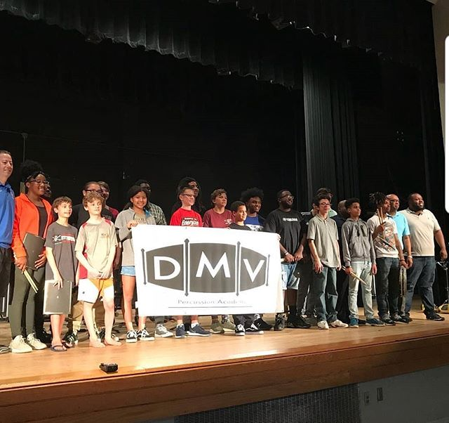 We just want to give a big shout out to our boy @donnyjameson if you don't know him he is doing some big things down in the DC area. Started his percussion  academy @dmvpercussion last year and he is killing it. This year's workshop starts tomorrow so help us wish him good luck, because this man has poured everything he has into building something special for these kids.  #dmvpercussionist #dmvperc #blackboyjoy #supportblackbusiness #blackentrepreneurs #drums #drumline #timpani #hardwork #cantstopwontstop #goodluck