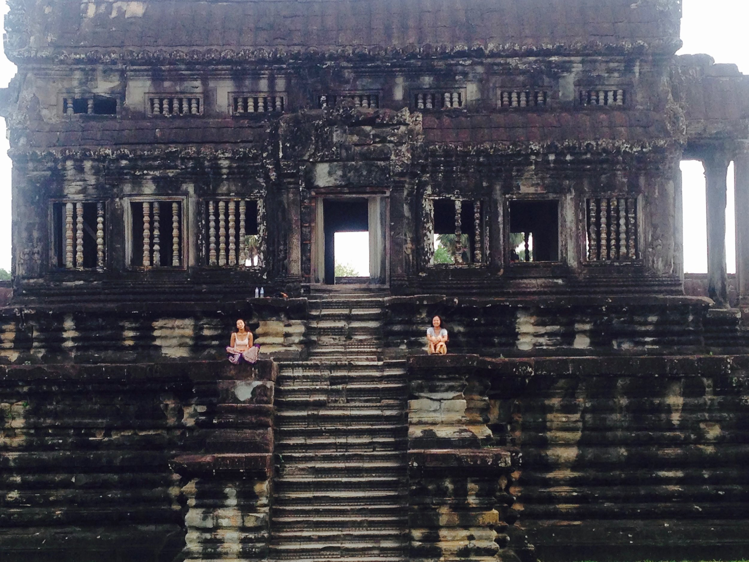 Symmetry is everything at Angkor Wat