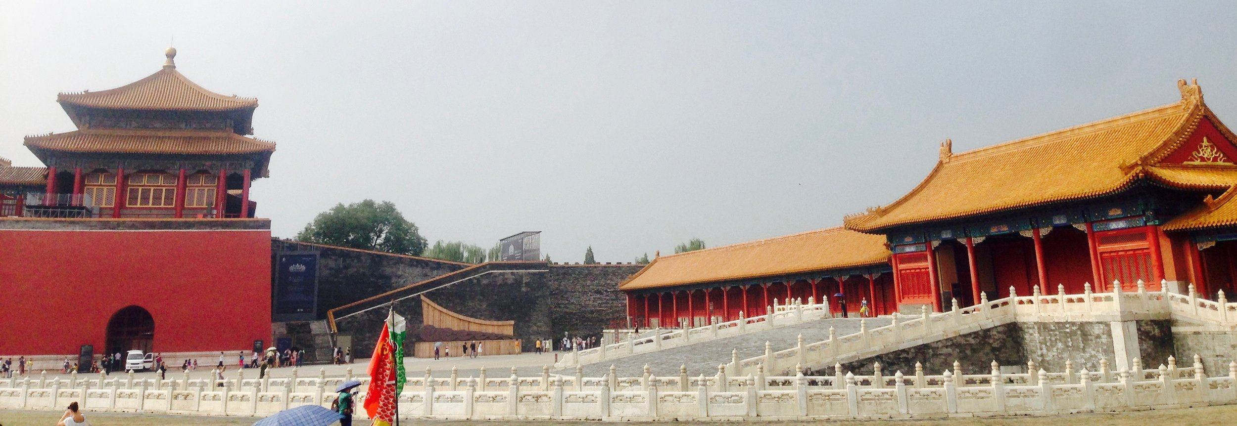 What happens in the Forbidden City stays in the Forbidden City