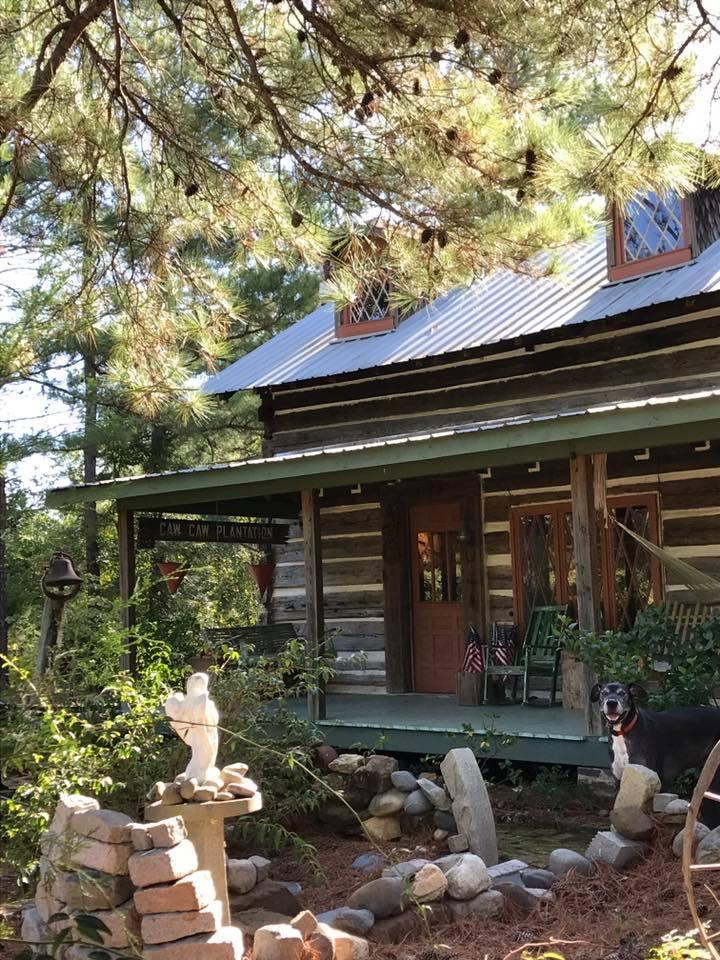 WOmen's Retreat cabin