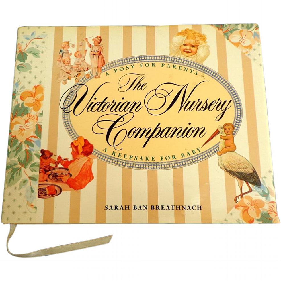 Vintage Victorian A New Mother/'s Keepsake Journal