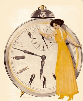 """Cole Phillips, """"Time Of Her Life"""""""