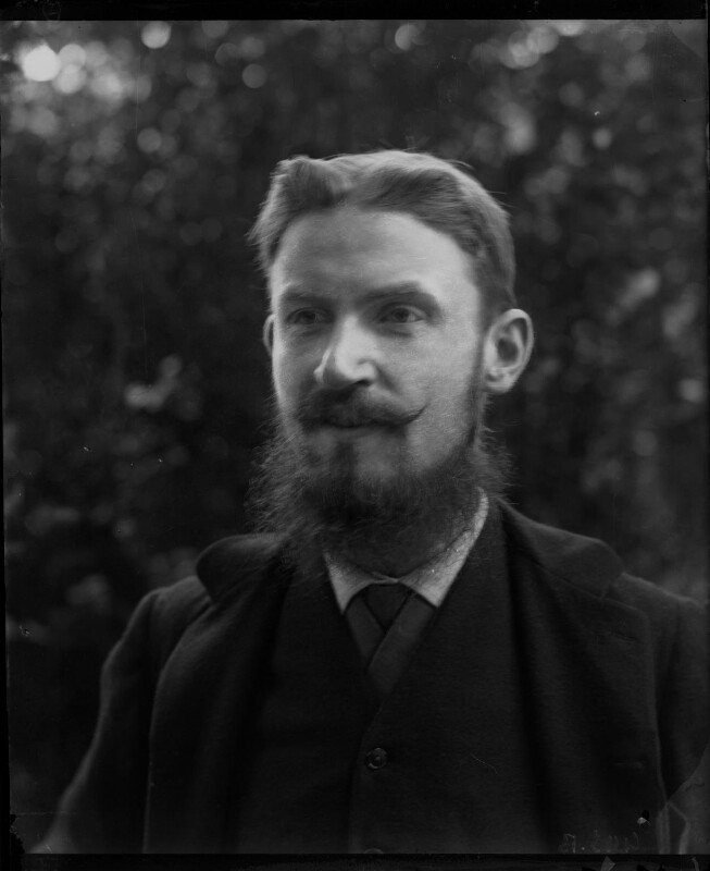 George Bernard Shaw, by Sir Emery Walker, 1888