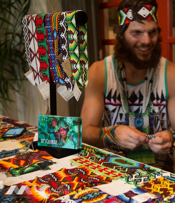 Pop Up Shop in Miami for Indigenous Celebration during Encounter Tour