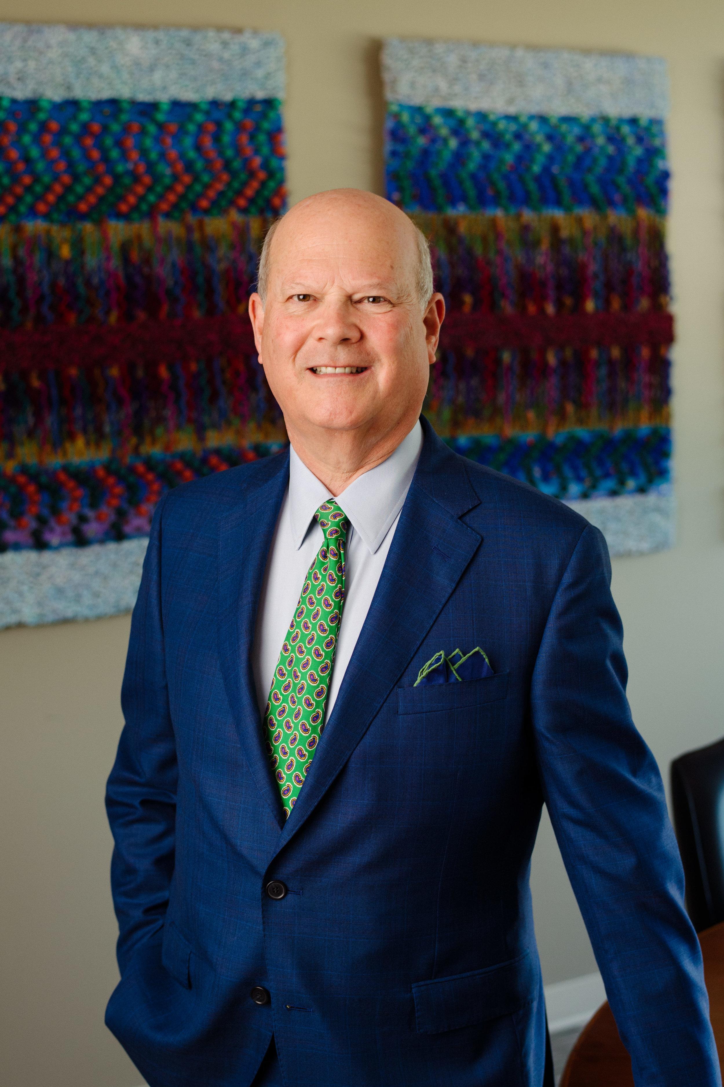 Bud Kahn, CPA, CFP®, CIMA®, Certified Private Wealth Advisor®