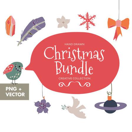 Christmas Bundle $23 by Catharina England