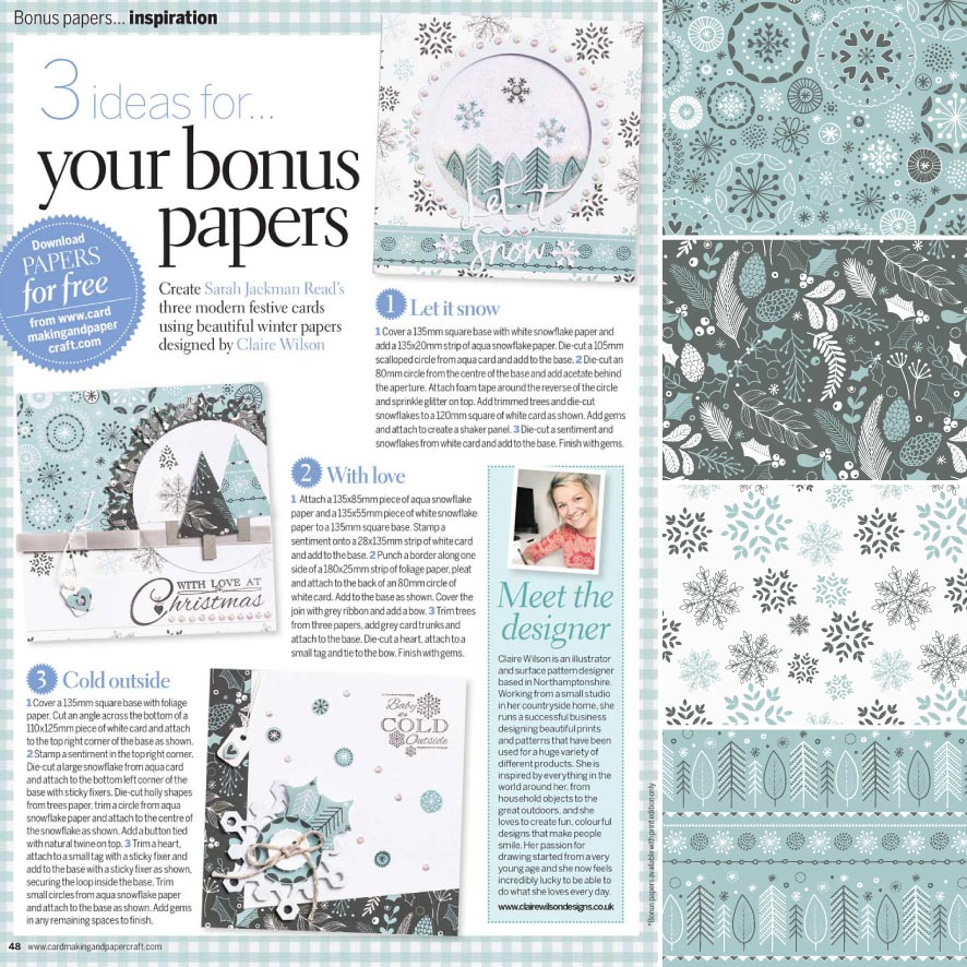 Cardmaking and Papercraft Feature Oct 2016.jpg