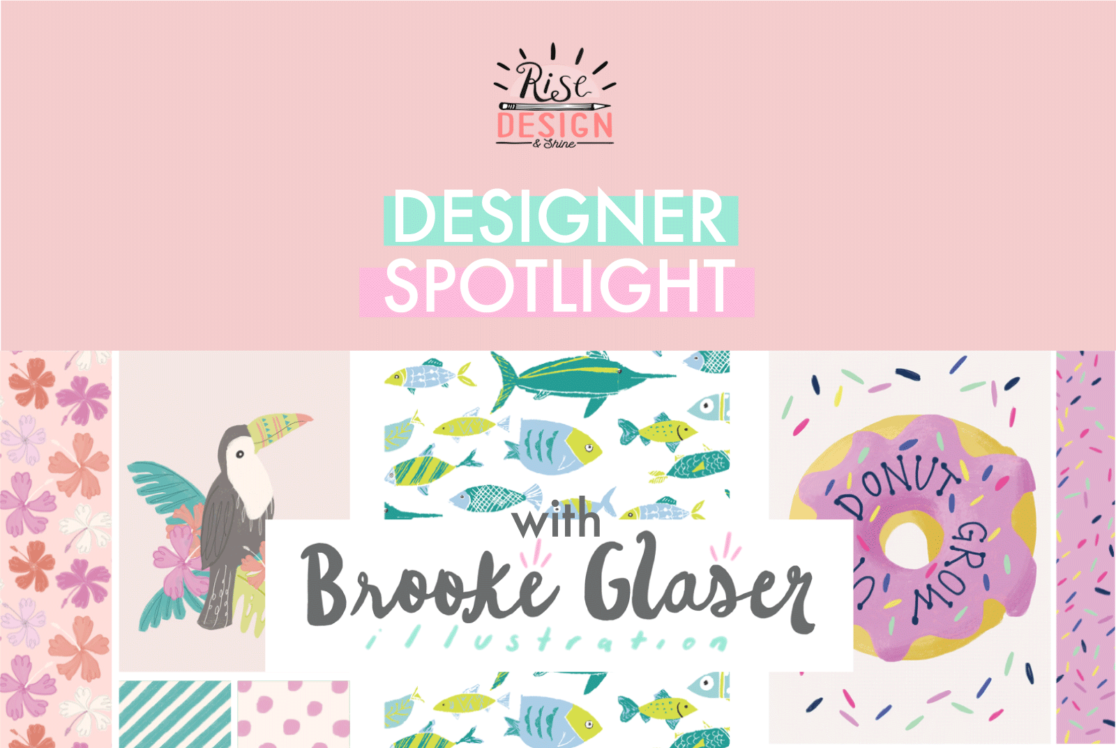 Brooke Glaser Designer Spotlight interview