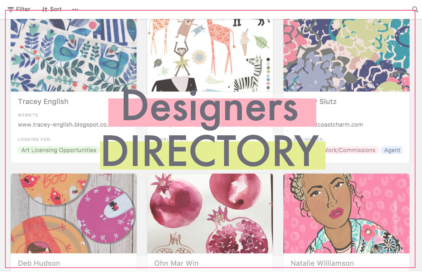 Designers Directory