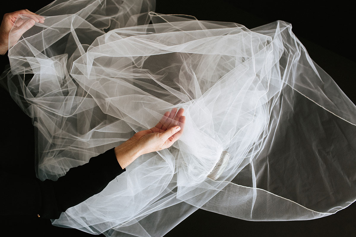 Wedding Veil Tulle