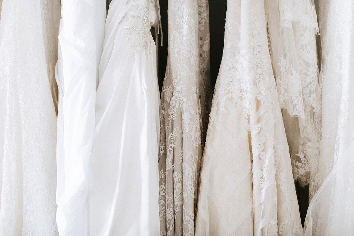 White & Ivory Wedding Dresses