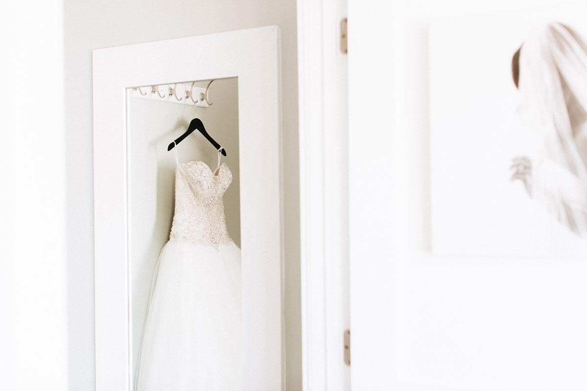 Preparing Your Wedding Dress