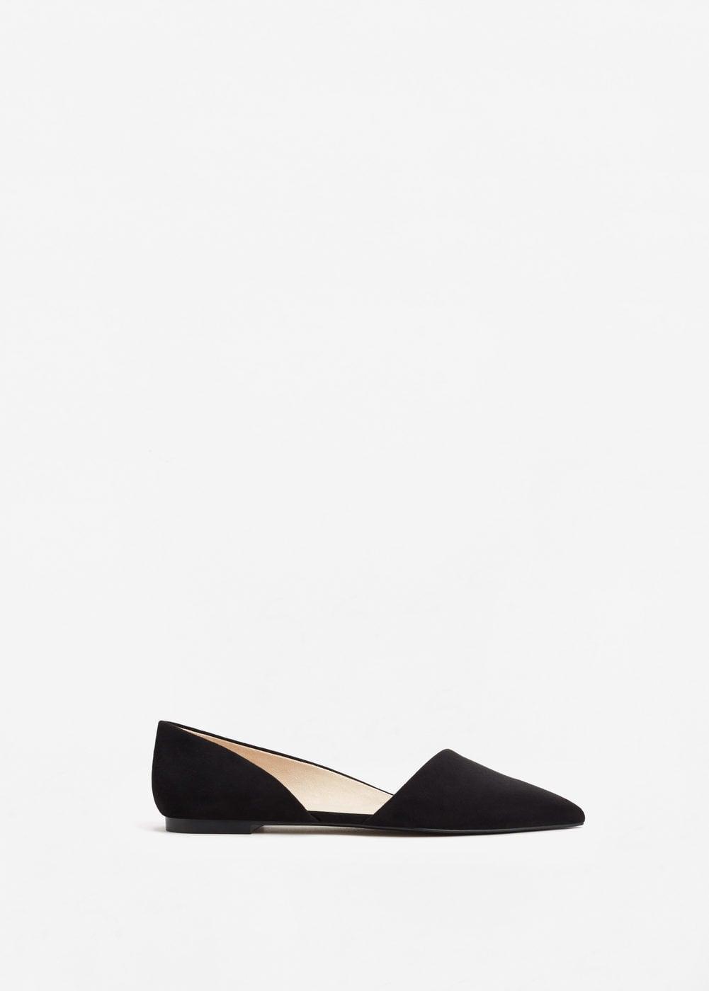 Mango Flat Shoes $39.99