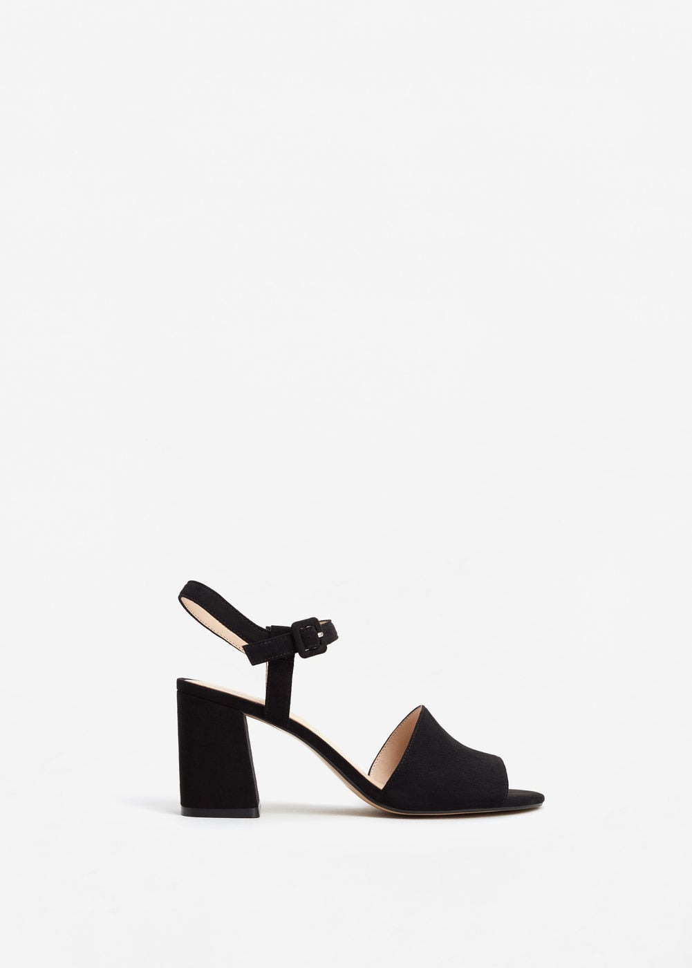 Mango Ankle- Cuff sandals $59.99