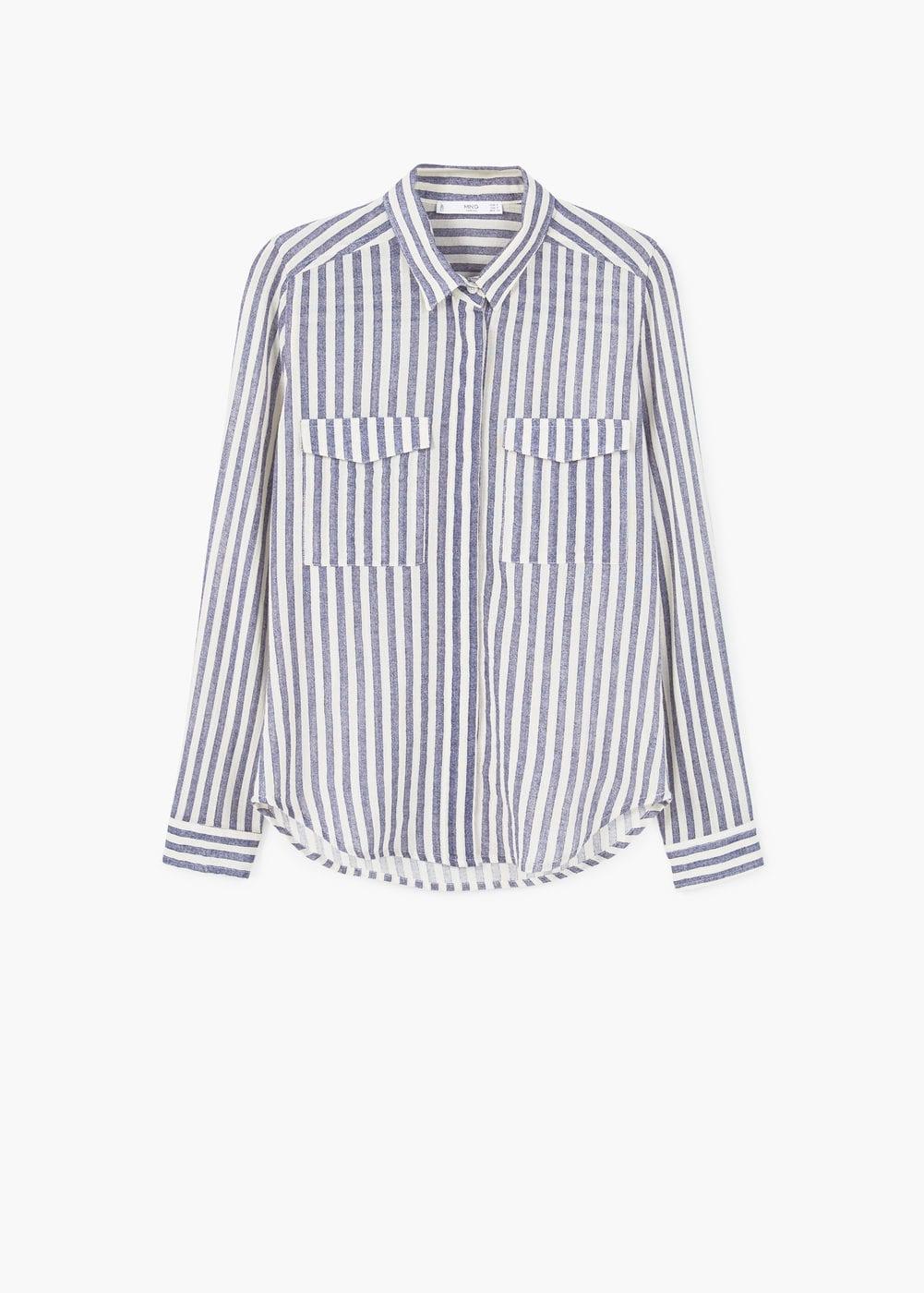 MAngo Striped Shirt $39.99