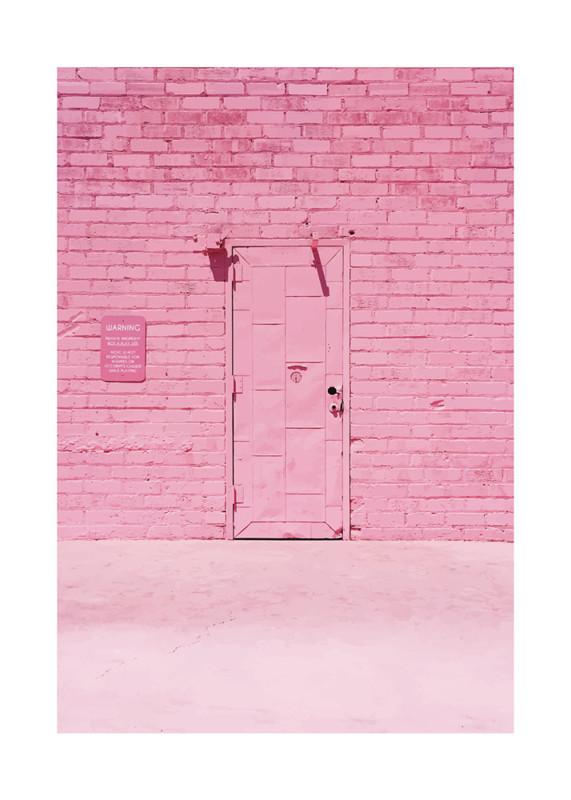 the pink door $21-410