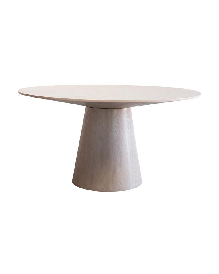 Preston Round Dining Table  $3,123