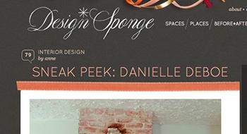 Design*Sponge Sneak Peek of my home 2009
