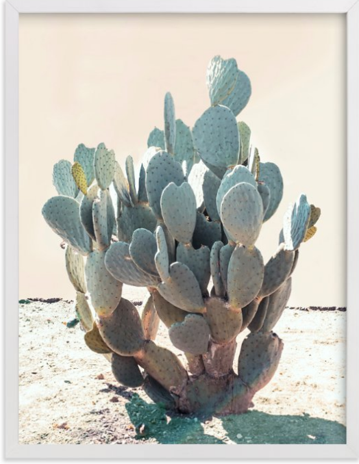 Minted: Blue Cactus, Limited Edition