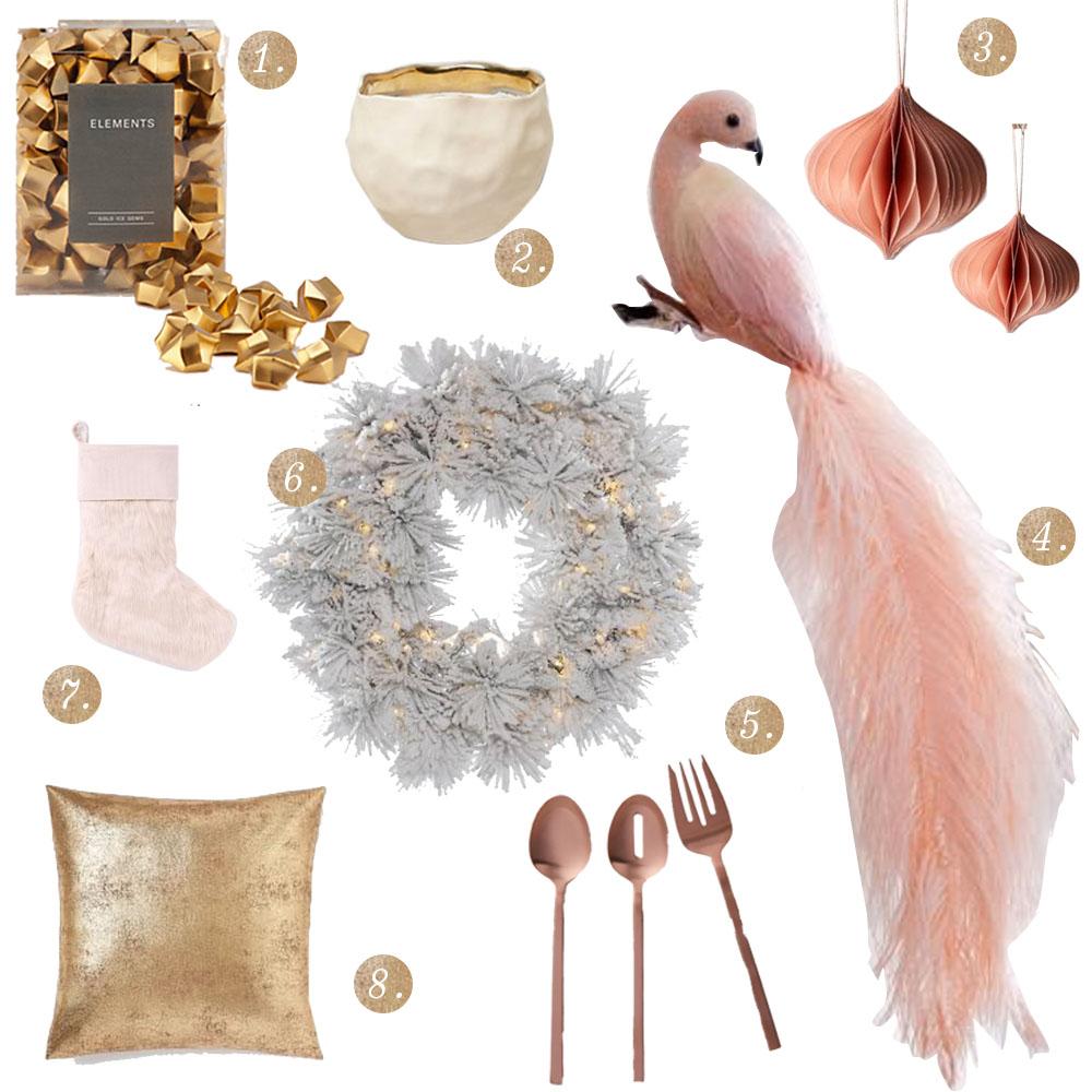 deboe-studio-interiors-holiday-decor-roundup-luxe-feather-metallics