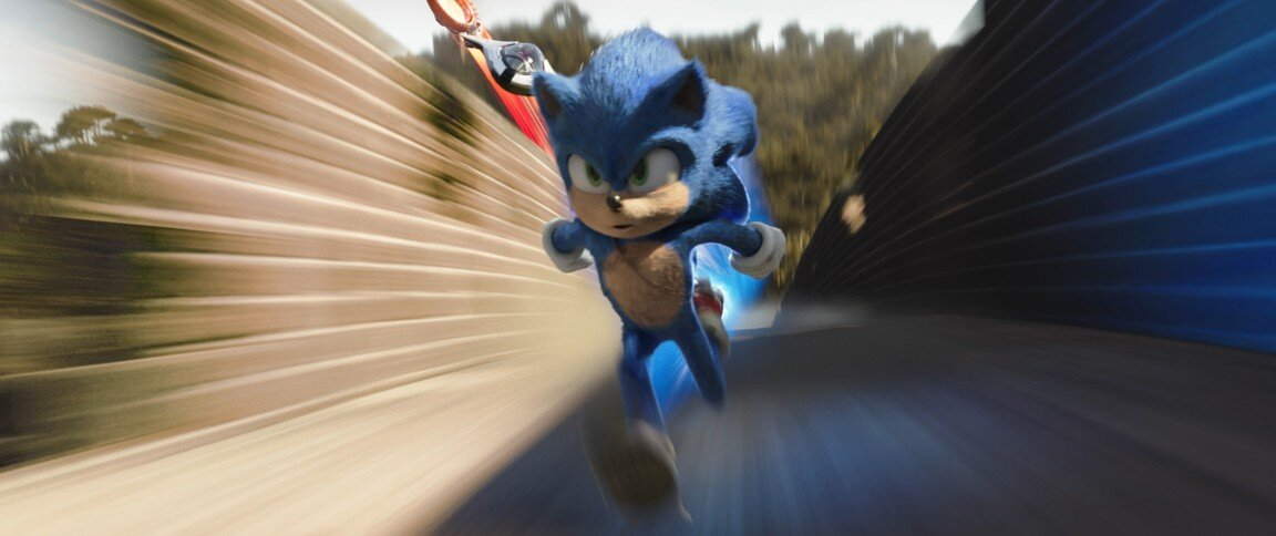 Sonic The Hedgehog Review Rollin Around At The Speed Of Mediocrity