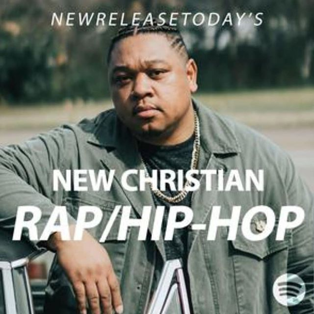 "Big shout out to some of the Spotify playlists that added my new single ""Addition vs. Submission ft. @illuminateitw "" especially my man @dadbyfaith for always being supportive. Much love  #spotifyplaylist #spotify #newreleasetoday #irregular4christ #rapzilla #twitter"