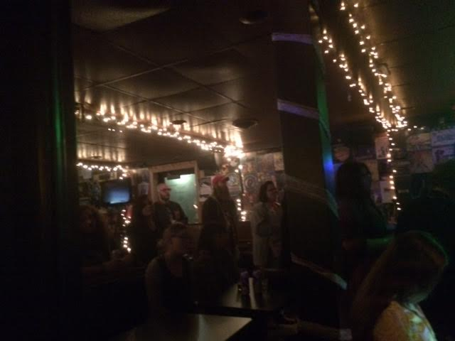 Destination Christmas Light Bar. <3 <3 <3 yessss
