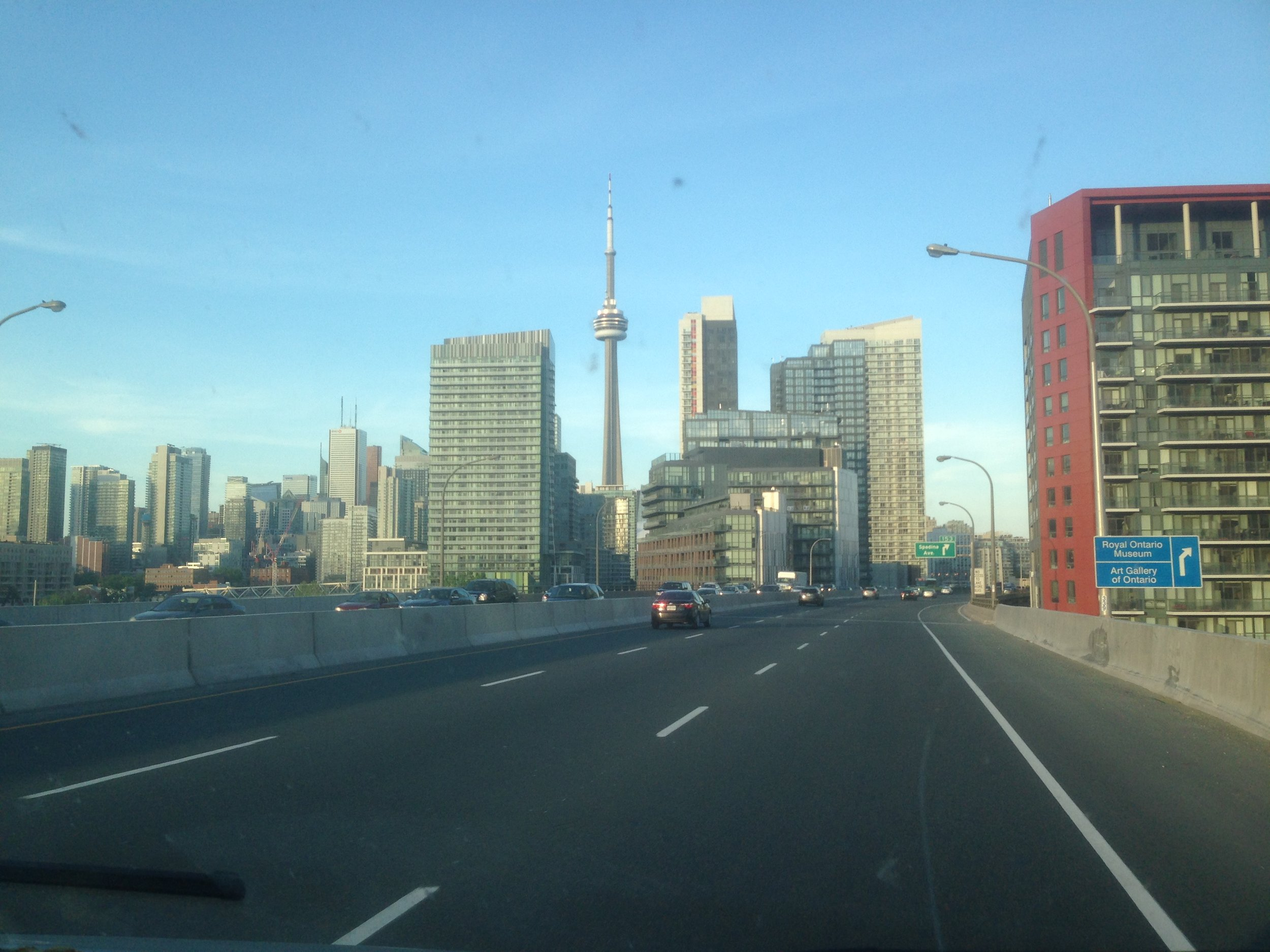 TORONTO in all it's glory!