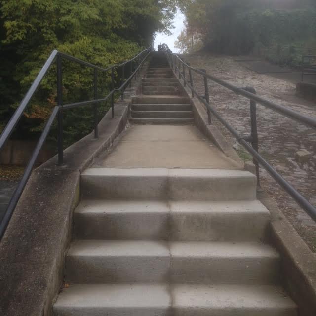 Lynchburg steps