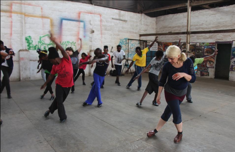 TAP DANCE  11+   Multigenerational  TUES 5:30 – 6:30 pm