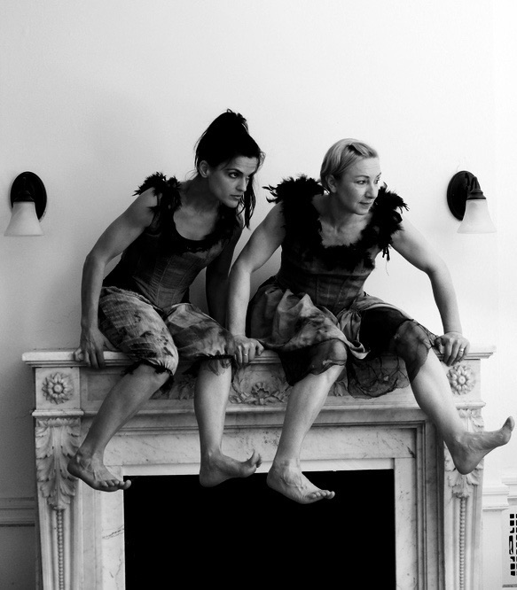Tandem | Ellen Gorman & Andrea Blacklow  Photo by Eliza Abrams