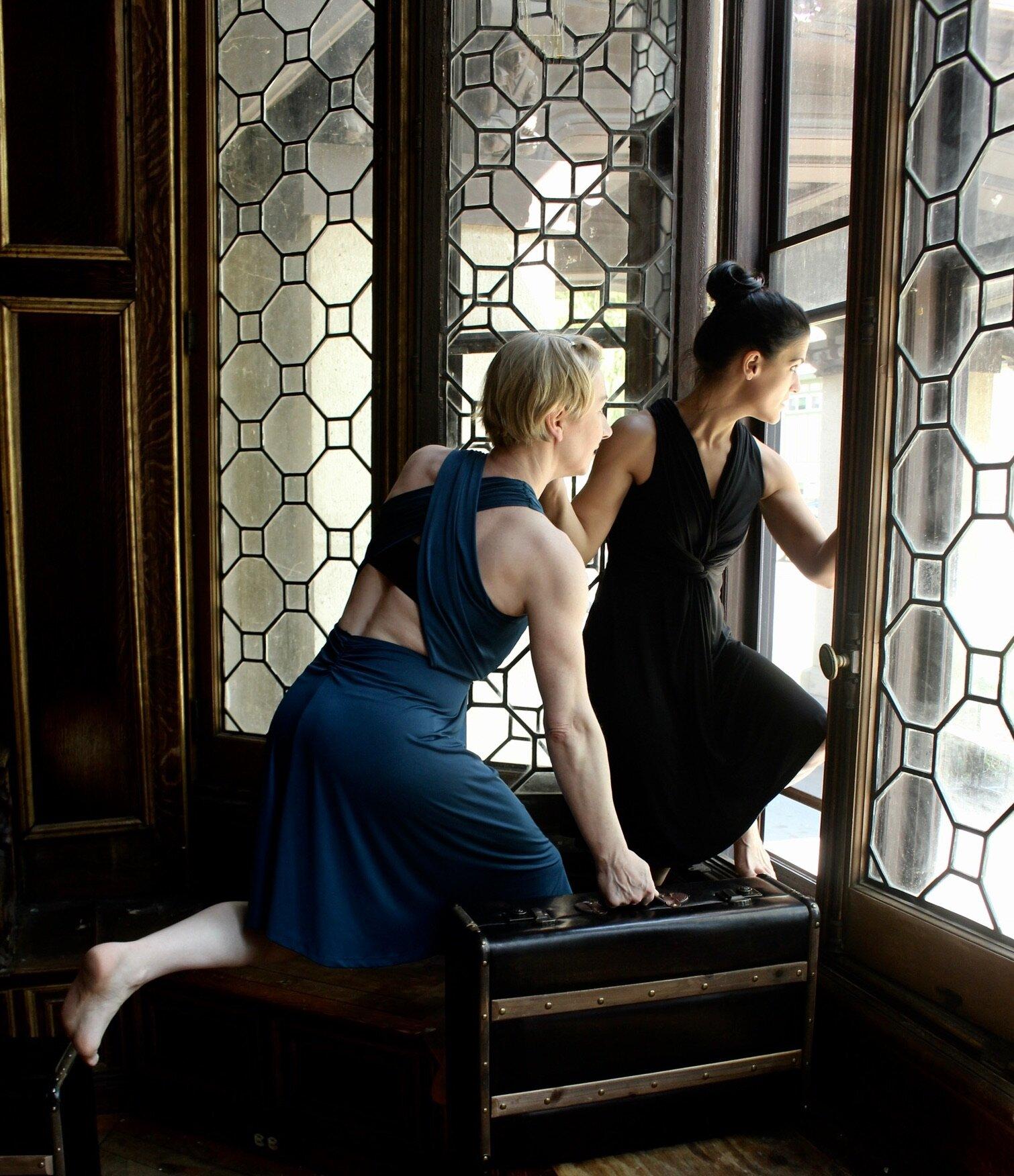 TANDEM DANCE CO - PHOTO: ELIZA ABRAMS