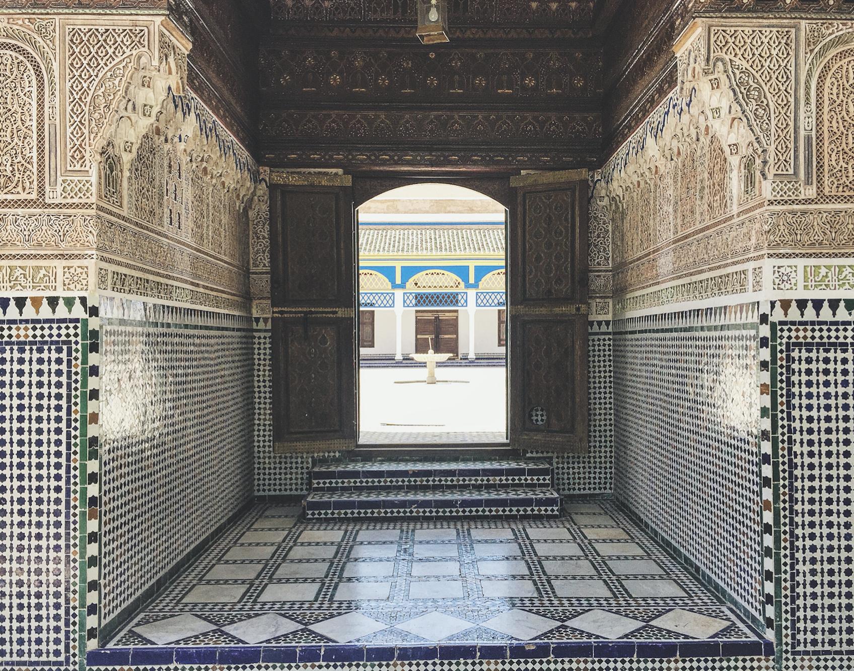 Marrakech, Junio 2016