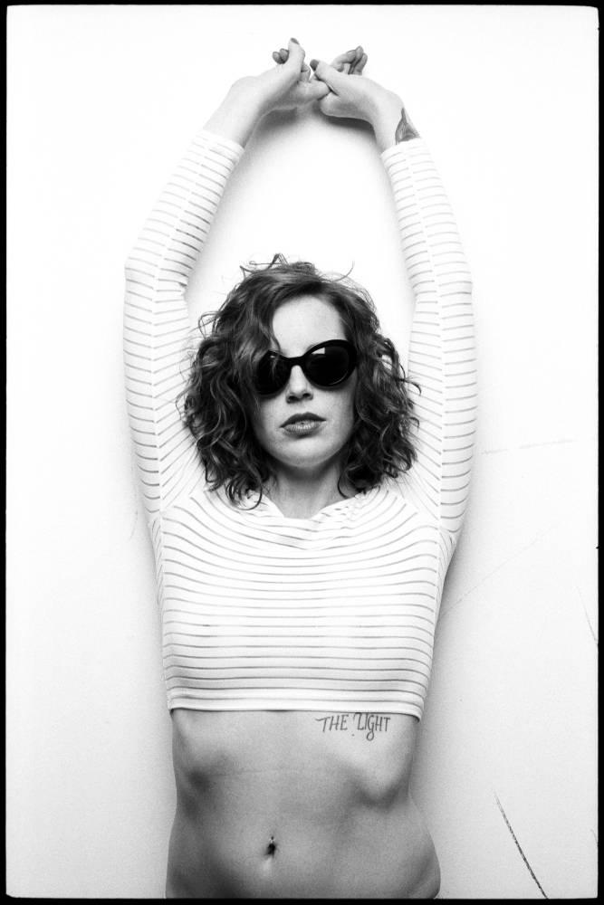 #449_28A - Sarah, April 2016. Leica M3, Zeiss 50mm f/1.5, Ilford FP4 125 film.