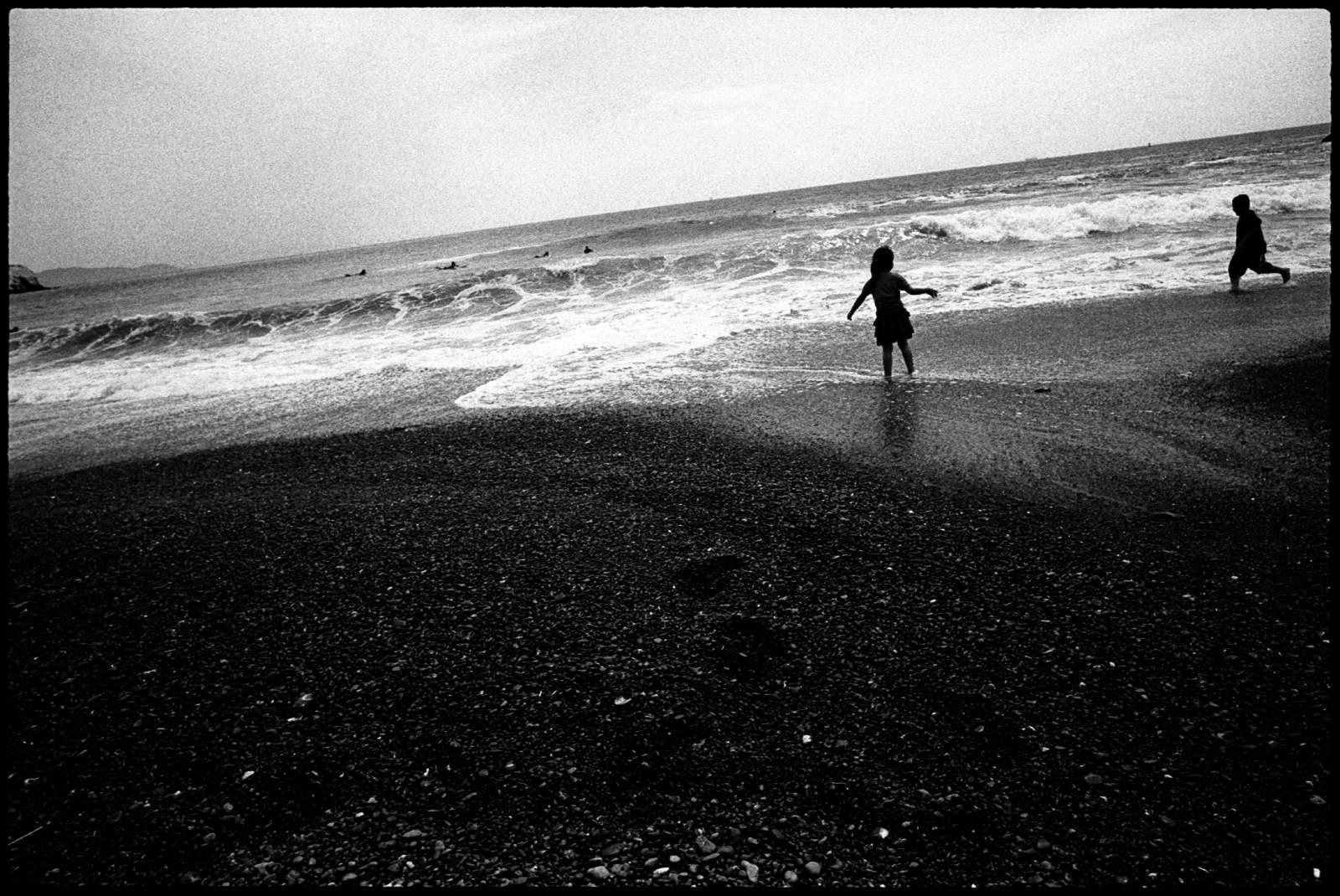 No. 0369_07 - Rodeo Beach, Marin County, CA. July of 2015.