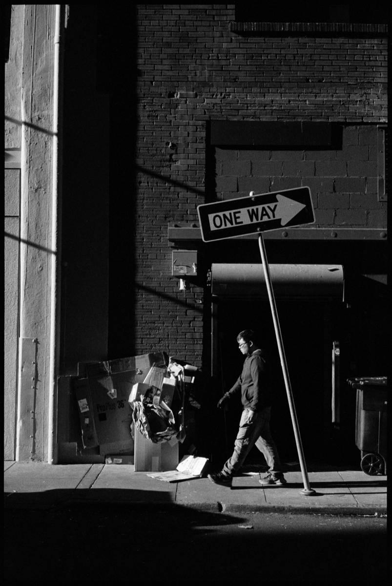 #0495 - Minna Street, San Francisco.
