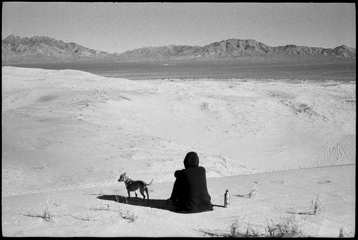 #0510_12A - Kelsoe Dunes, Mojave Desert, California. 2017