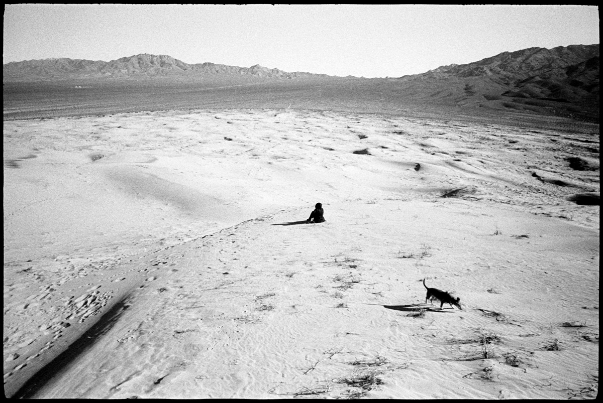 #0510_17A - Kelsoe Dunes, Mojave Desert, California. 2017
