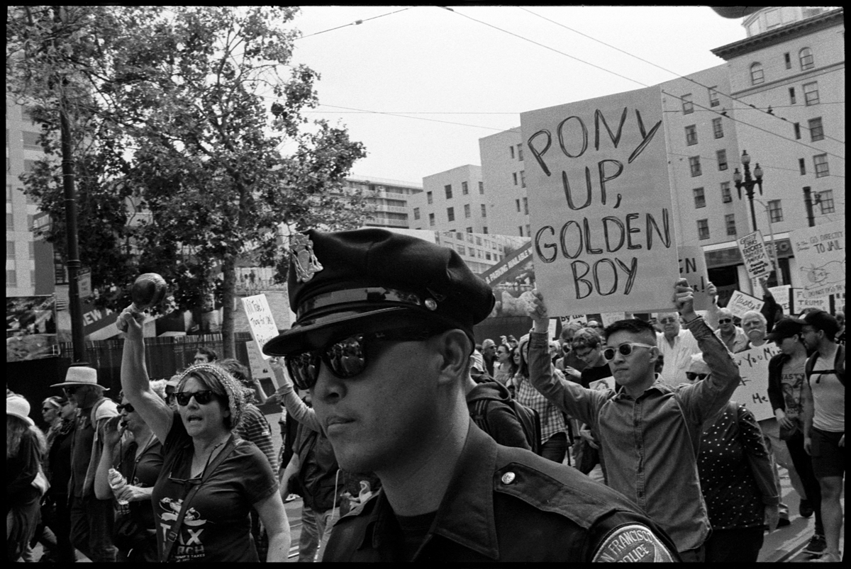 #0528_02A - Tax Day Protest, San Francisco 2017