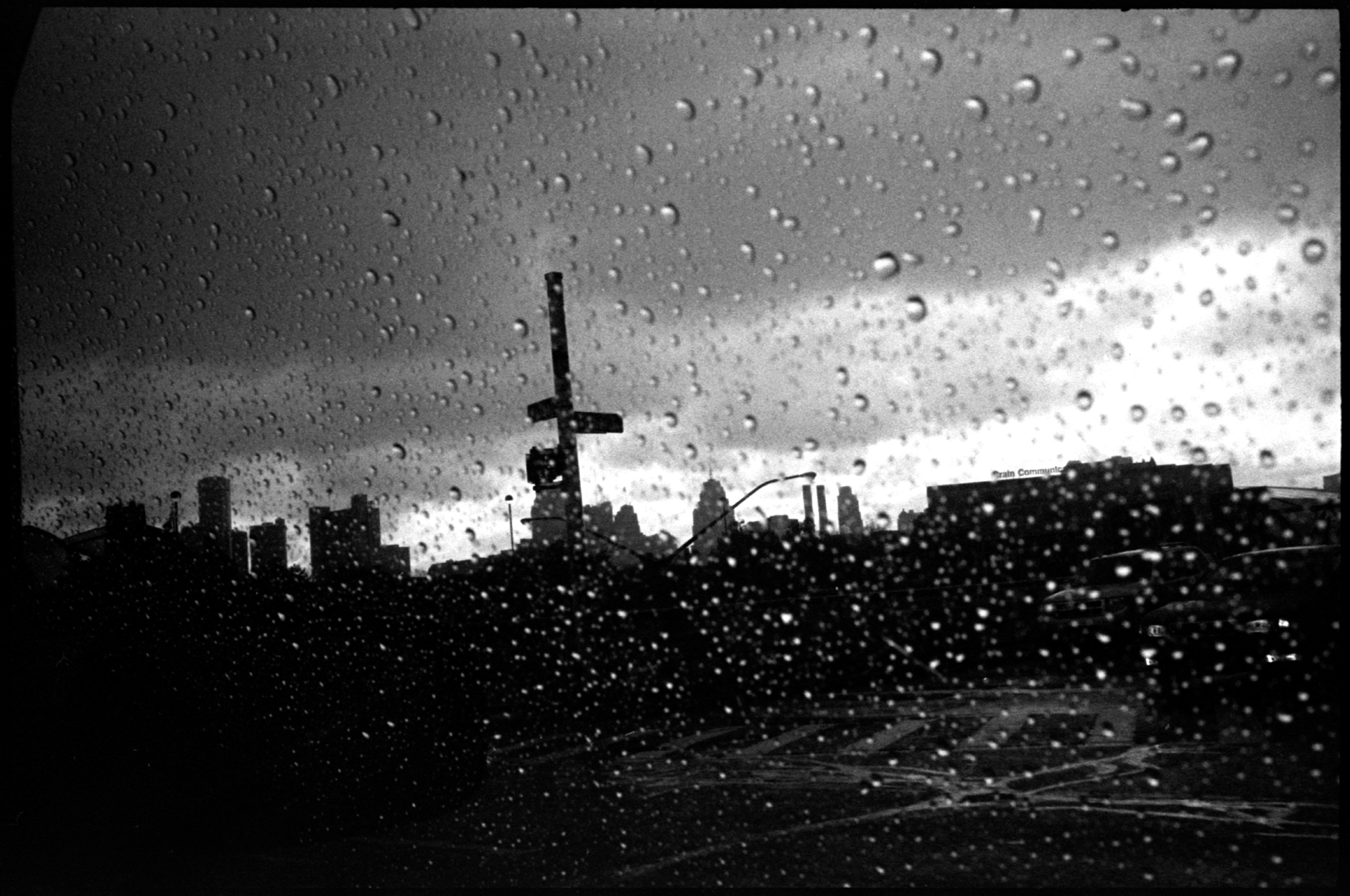 "#0276_31 - Rain. Detroit, Michigan / 2013   Excerpts from the book  ""Fragments""    Signed Copies   On Demand @Blurb   Online Shop"