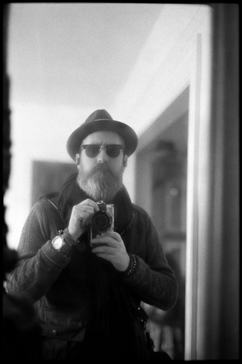 Self Portrait, 2017