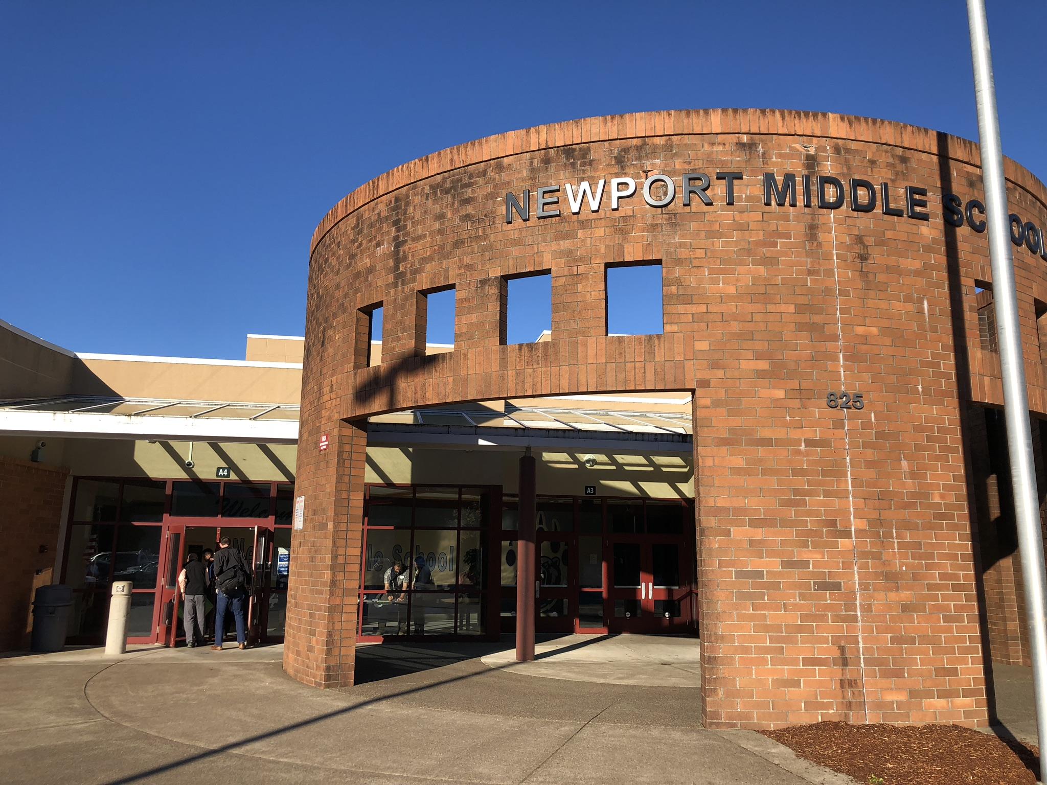 Newport Middle School