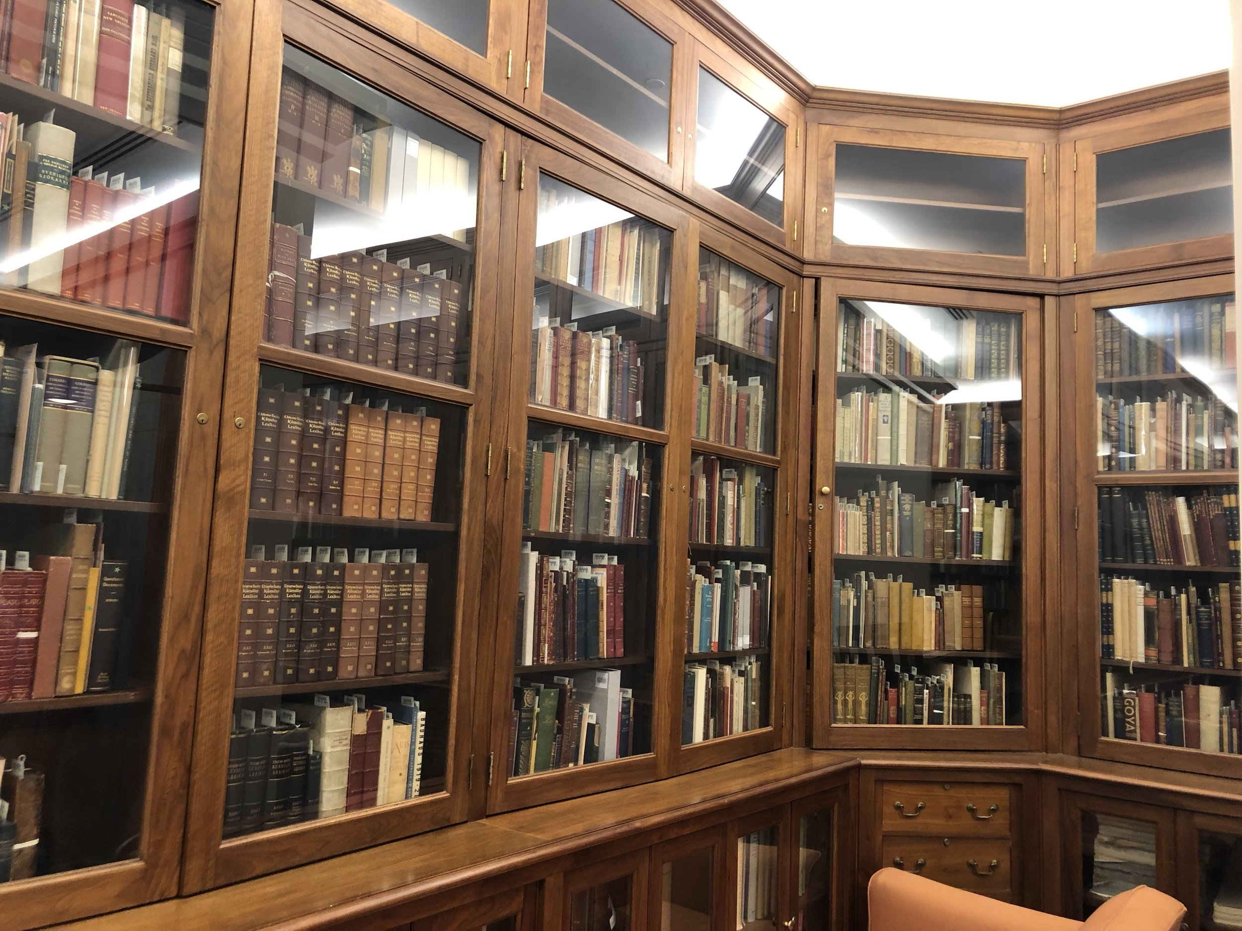The Rare Book Room
