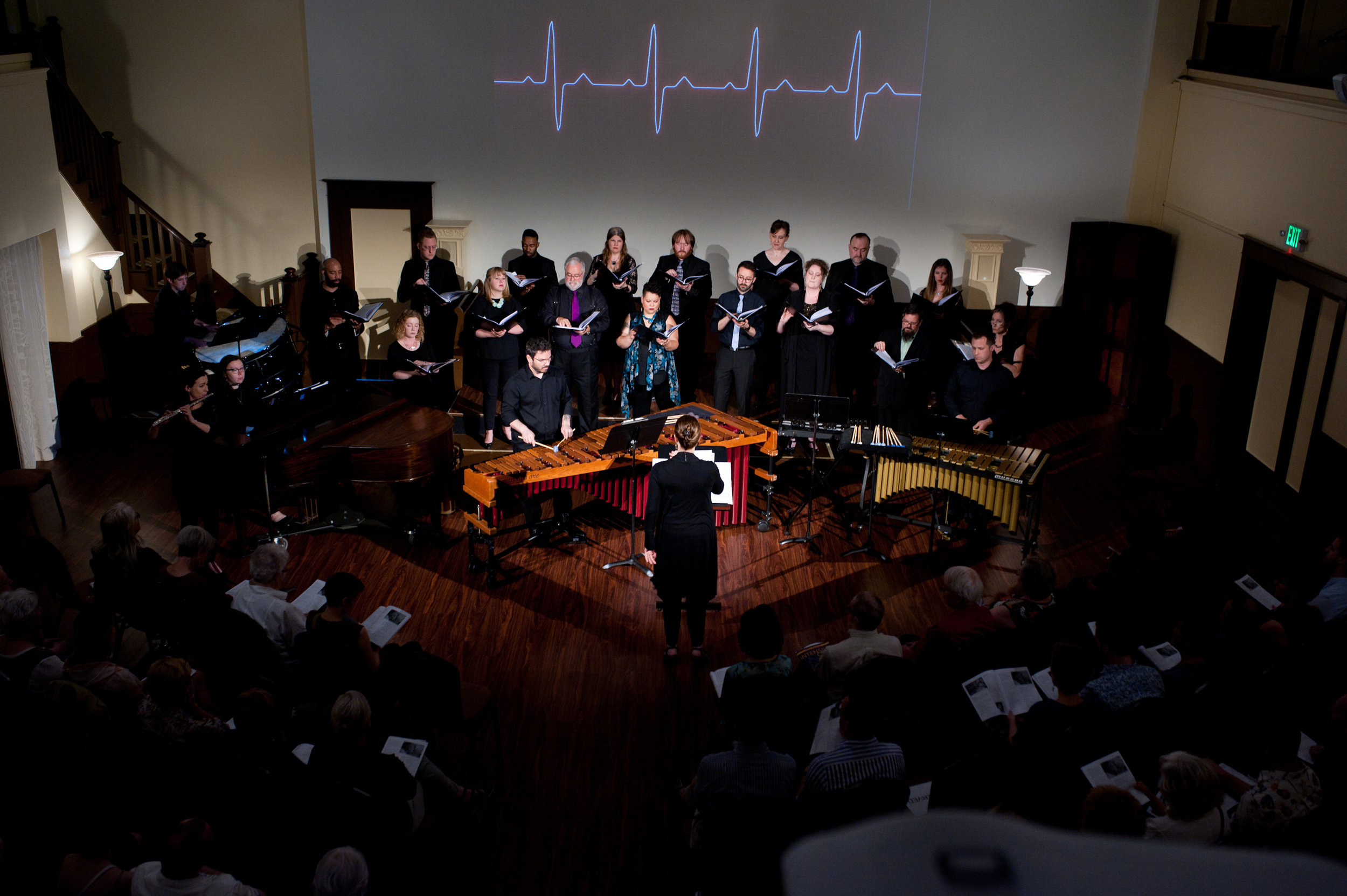 Intensive Care Concert — June 2019 ( Photo Credit Rachel Hadiashar )