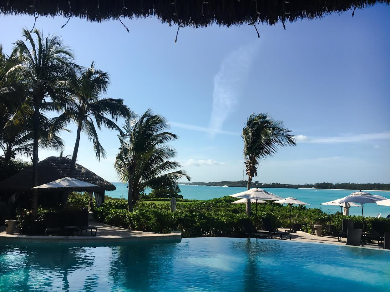 Grand Isle Resort - View from Palapa Grill