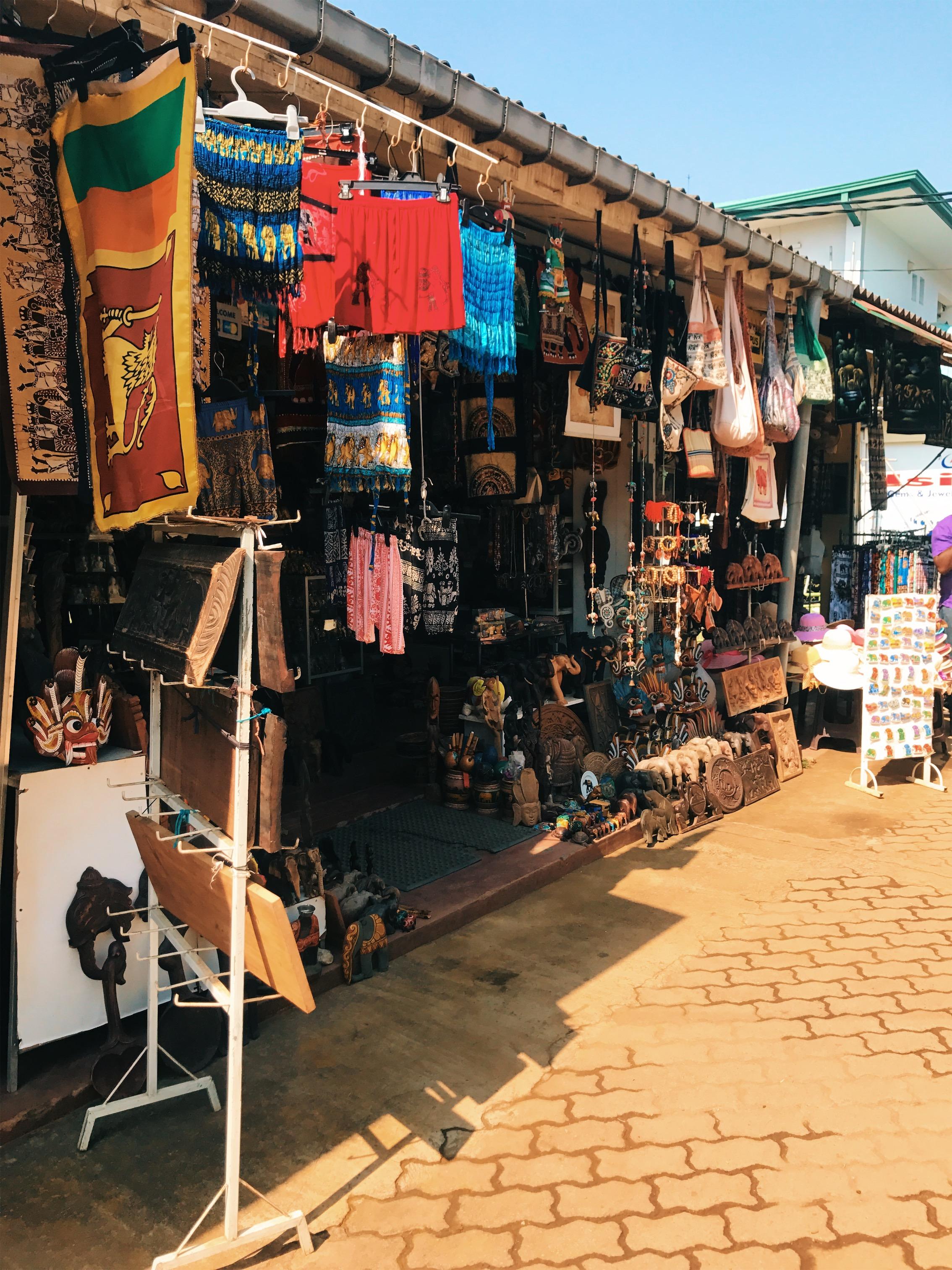 Rambukana Street Market