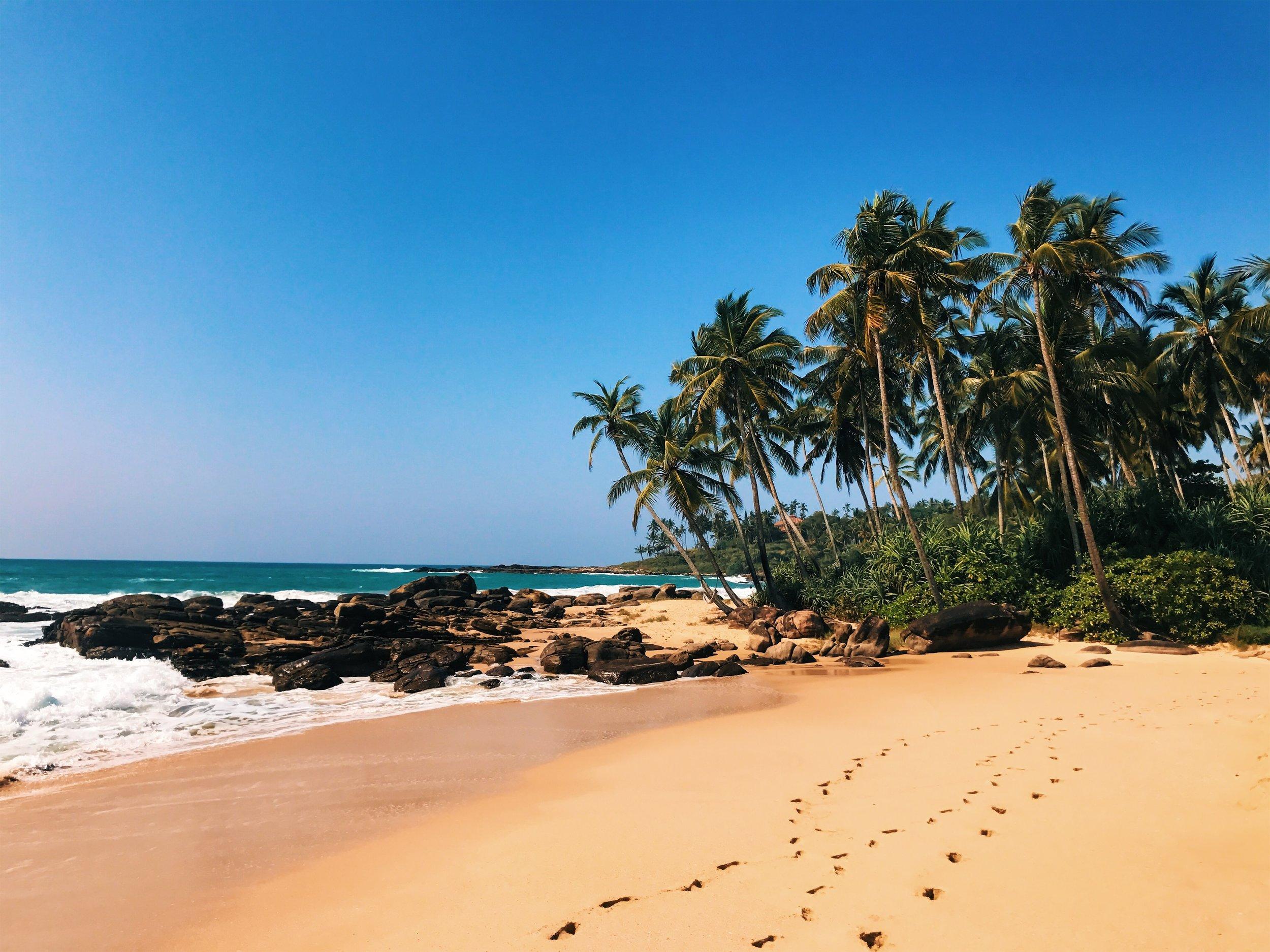 Golden Beach Tangalle