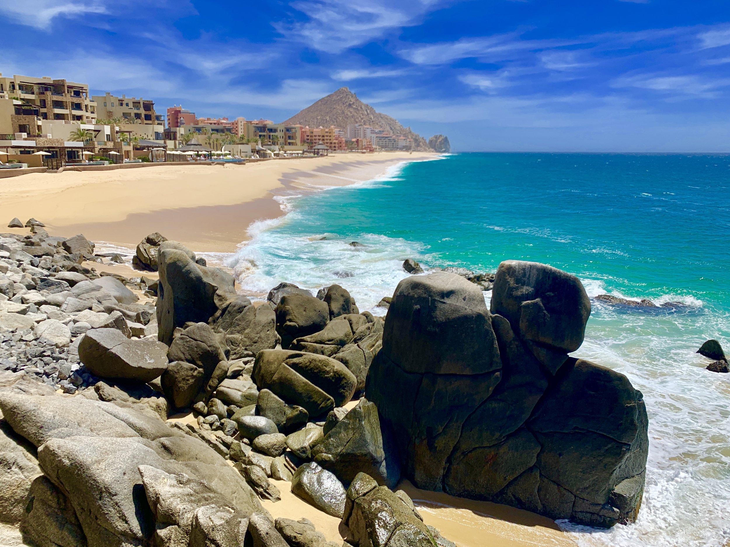View from El Farrollon - Resort at Pedregal